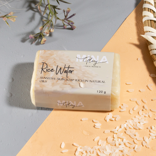 rice water soap
